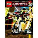 LEGO Golden Guardian Set 7714 Instructions