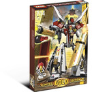 LEGO Golden Guardian Set 7714 Packaging