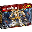 LEGO Golden Mech Set 71702 Packaging
