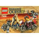 LEGO Golden Staff Guardians Set 7306 Instructions