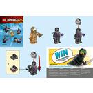 LEGO Golden Zane Accessory Set  40374 Instructions