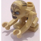 LEGO Gollum with Narrow Eyes Minifigure