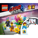 LEGO Good Morning Sparkle Babies! Set 70847 Instructions