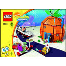 LEGO Good Neighbours at Bikini Bottom Set 3834 Instructions