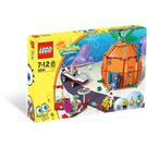 LEGO Good Neighbours at Bikini Bottom Set 3834 Packaging