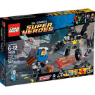 LEGO Gorilla Grodd Goes Bananas Set 76026 Packaging