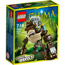 LEGO Gorilla Legend Beast Set 70125 Packaging