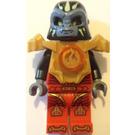 LEGO Gorzan - Fire Chi Minifigure