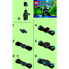 LEGO Gorzan's Walker  Set 30262 Instructions