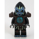 LEGO Gorzan With Dark Brown Heavy Armour and Chi Minifigure