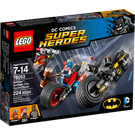 LEGO Gotham City Cycle Chase Set 76053 Packaging