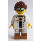 LEGO GPL Tech girl Minifigure