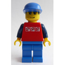 LEGO Grand Carousel Male with Red Shirt Minifigure