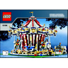 LEGO Grand Carousel Set 10196 Instructions