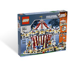 LEGO Grand Carousel Set 10196 Packaging