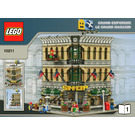 LEGO Grand Emporium Set 10211 Instructions