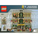 LEGO Grand Emporium Set 10211 Instructions