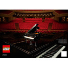 LEGO Grand Piano Set 21323 Instructions