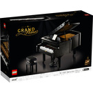 LEGO Grand Piano Set 21323 Packaging