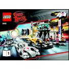LEGO Grand Prix Race Set 8161 Instructions