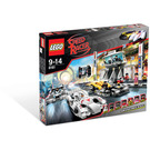 LEGO Grand Prix Race Set 8161 Packaging