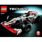 LEGO Grand Prix Racer Set 42000 Instructions