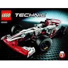 LEGO Grand Prix Racer Set 42000 Instructions