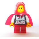 LEGO Grandma Visitor Minifigure