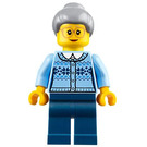 LEGO Grandmother Minifigure