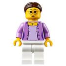 LEGO Grandmother with Jacket Minifigure