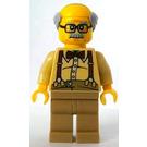 LEGO Grandpa Minifigure