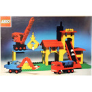 LEGO Gravel Works Set 360-1