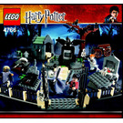 LEGO Graveyard Duel Set 4766 Instructions