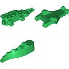 LEGO Green Animal Crocodile (Complete)
