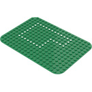 LEGO Baseplate 14 x 20 with Rounded Corners and Decoration