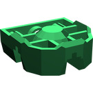 LEGO Green Block Connector with Ball Socket (32172)
