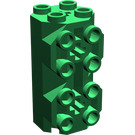 LEGO Brick 2 x 2 x 3.33 Octagonal With Side Studs (6042)