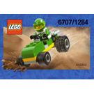 LEGO Green Buggy Set 6707