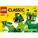 LEGO Green Creative Box Set 10708 Instructions