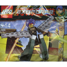 LEGO Green Exo Fighter Set 3886