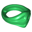 LEGO Green Face Scarf Mask (15619)