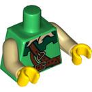 LEGO Green Forestman Torso (88585)
