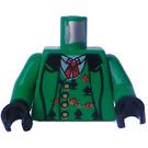 LEGO Green Gambler Torso