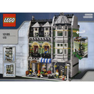 LEGO Green Grocer Set 10185 Instructions