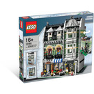 LEGO Green Grocer Set 10185 Packaging
