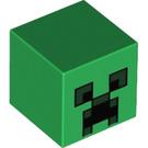 Lego minifig heads brick owl lego march - Minecraft head decoration ...