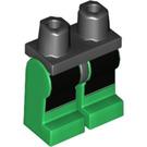 LEGO Green Lantern - John Stewart Minifigure Hips and Legs (3815 / 34843)