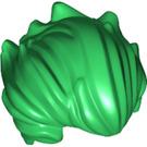 LEGO Green Minifigure Hair (28551 / 28768)