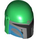 LEGO Green Minifigure Helmet (66492)