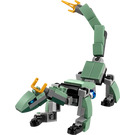 LEGO Green Ninja Mech Dragon Set 30428